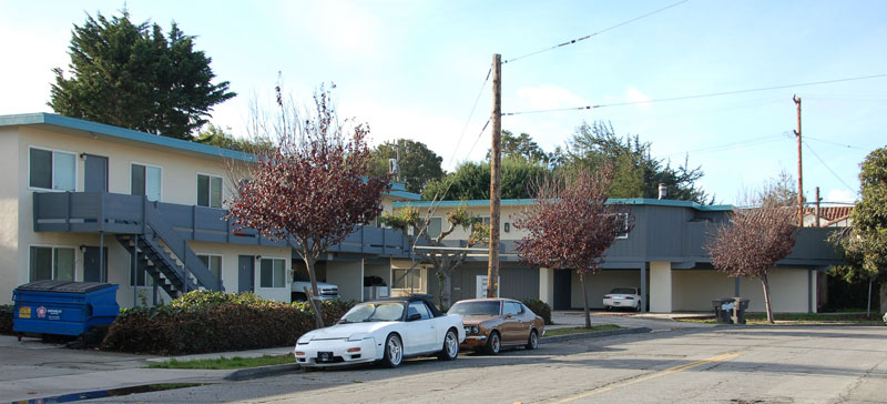 Maple Manor 24 Unit Multi-Family For Sale in Salinas